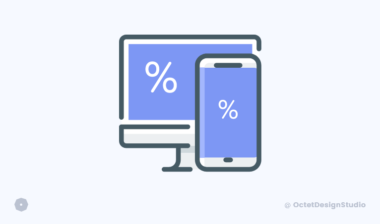 Setting right units creates a good user experience on all devices.