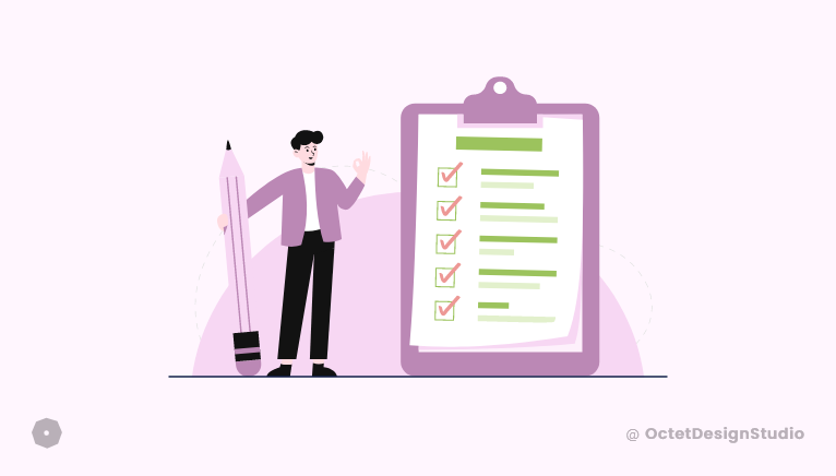Checklist for redesigning your website