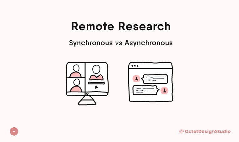 Synchronous vs Asynchronous Remote Research