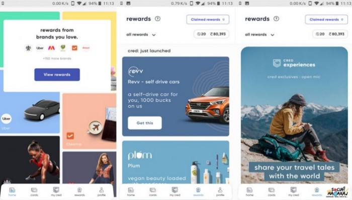 CRED Rewards & User Experience