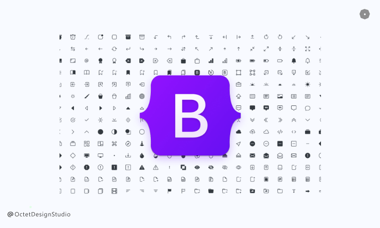 Examples of Design System - Bootstrap Design System by Figma