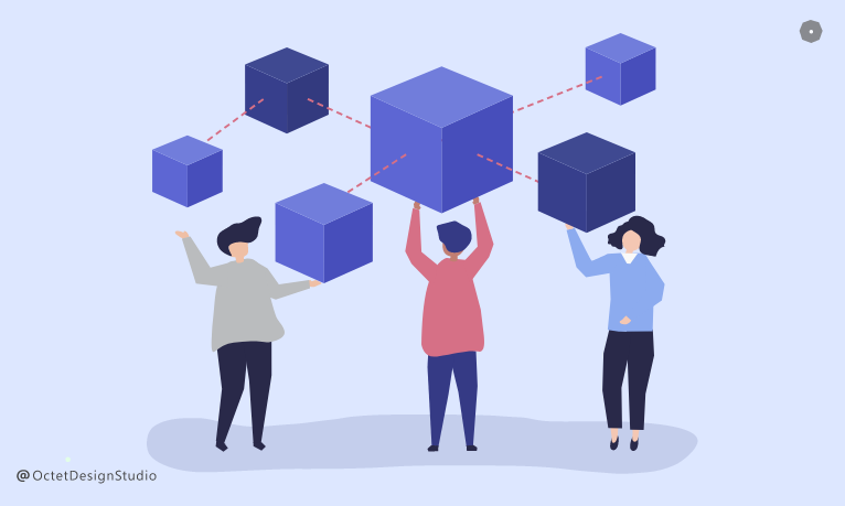 Centralized vs Distributed - Types of design system